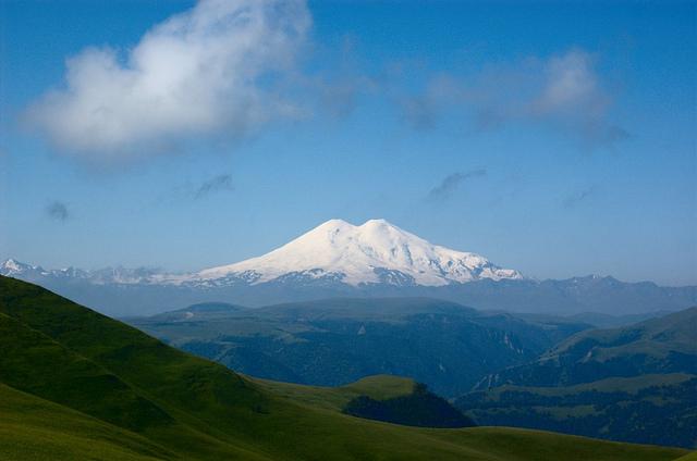 Elbrusz-hegy