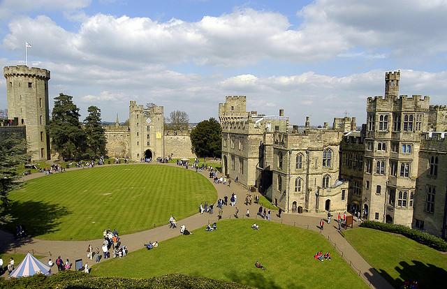 Warwick kastély
