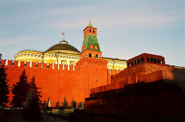 Lenin-mauzóleum