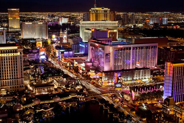 Las Vegas Strip sugárút