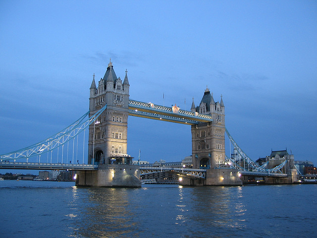 Tower Bridge (Tower-híd)