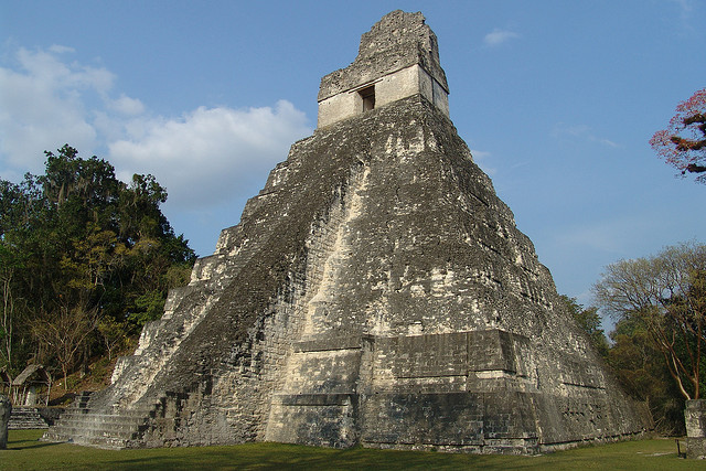 Tikal (IV. templom)