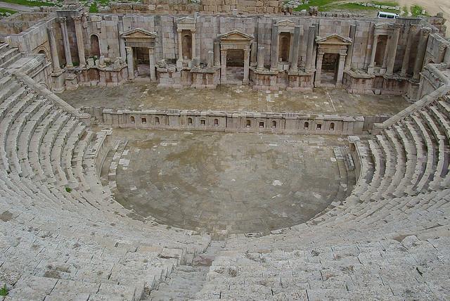 Jerash színház