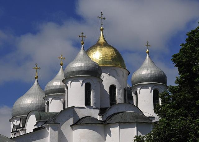 Szent Szófia katedrális, Novgorod