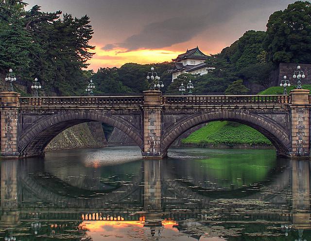 Tokiói császári palota