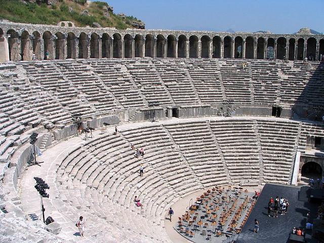 Aspendos színház