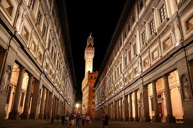 Uffizi Galéria