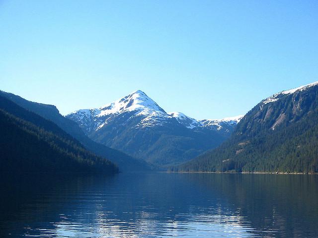 Ködös fjordok