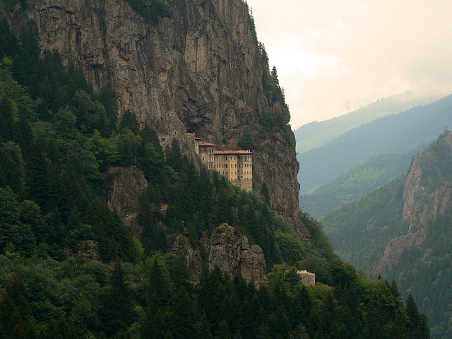 Sümela kolostor