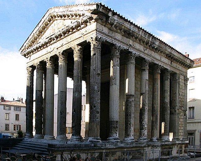 Augustus és Livia temploma