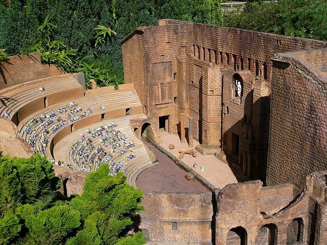 Orange - római színház