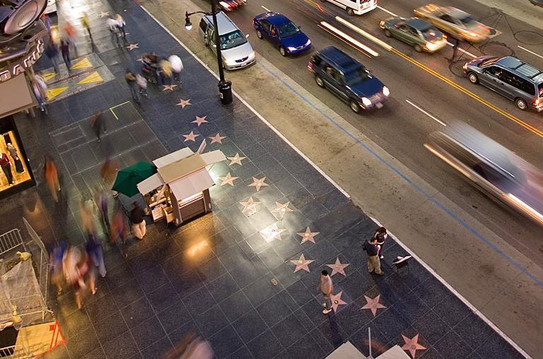 Hollywood Walk of Fame (Hírességek sétánya)