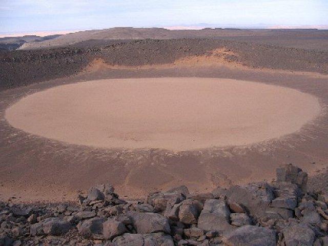 Amguid-kráter