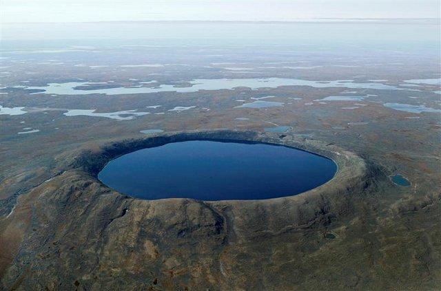 Pingualuit-kráter