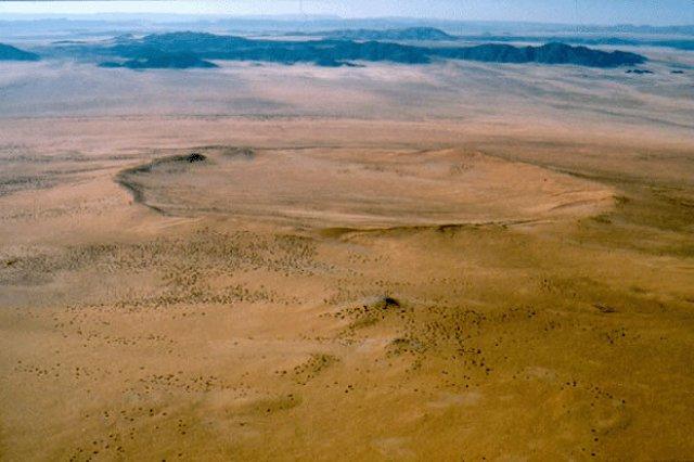 Roter Kamm-kráter