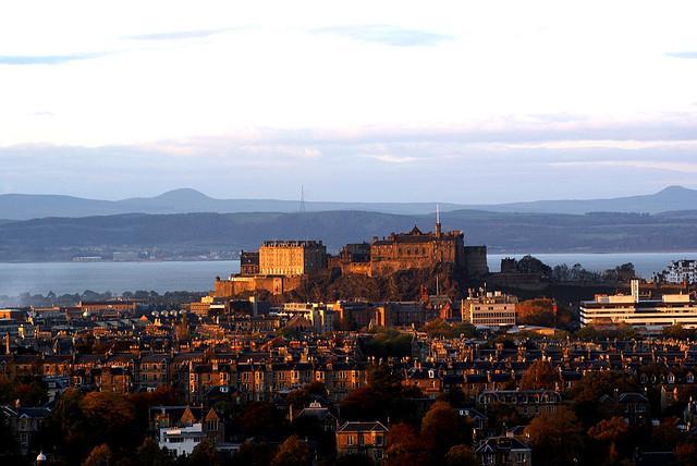 Edinburgh-i vár