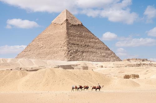 Khafre Piramis