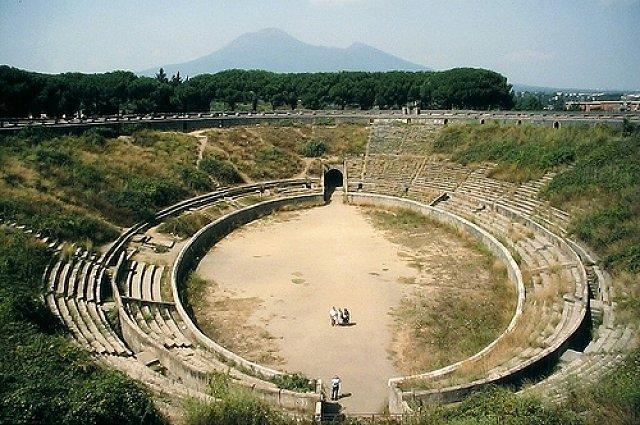 Pompeii Spectacula