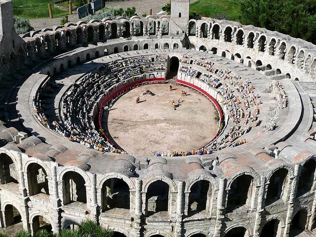 Arles - Római Aréna