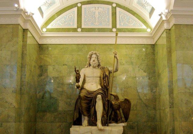 Olümpiai Zeusz szobor