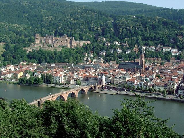 Heidelberg óvárosa