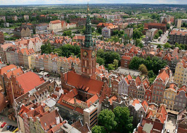 Gdansk óvárosa